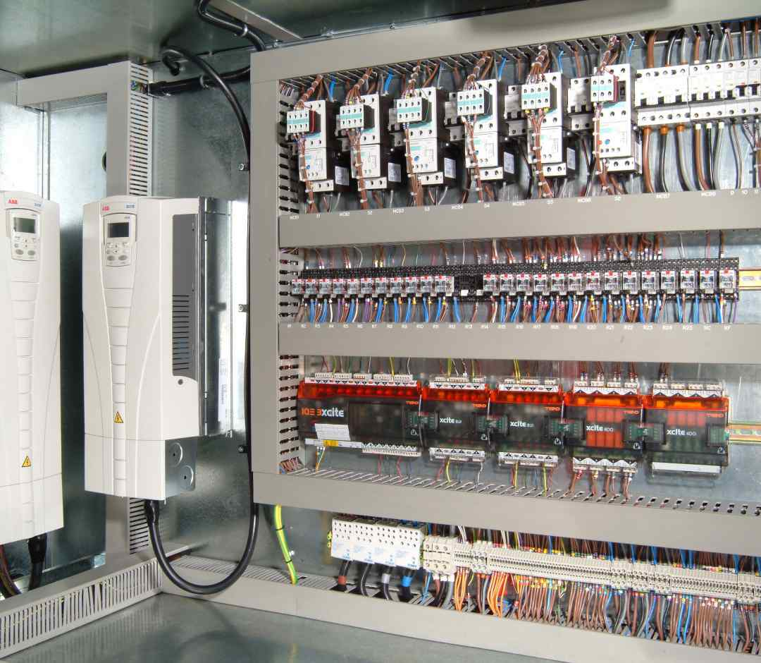 Home Wiring Control Panel Schematic Diagrams Electrical Panels Weatherite Industrial Heating